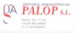 logo G Palop