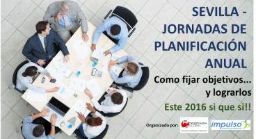 Sevilla - JOrnadas de planificación