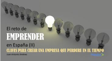 El reto de emprender en España (II)