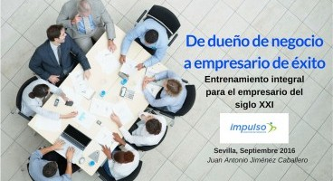 De dueño de negocio a empresario de éxito