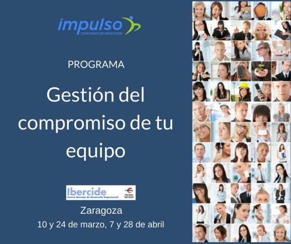 PROGRAMA Zaragoza Compromiso equipo