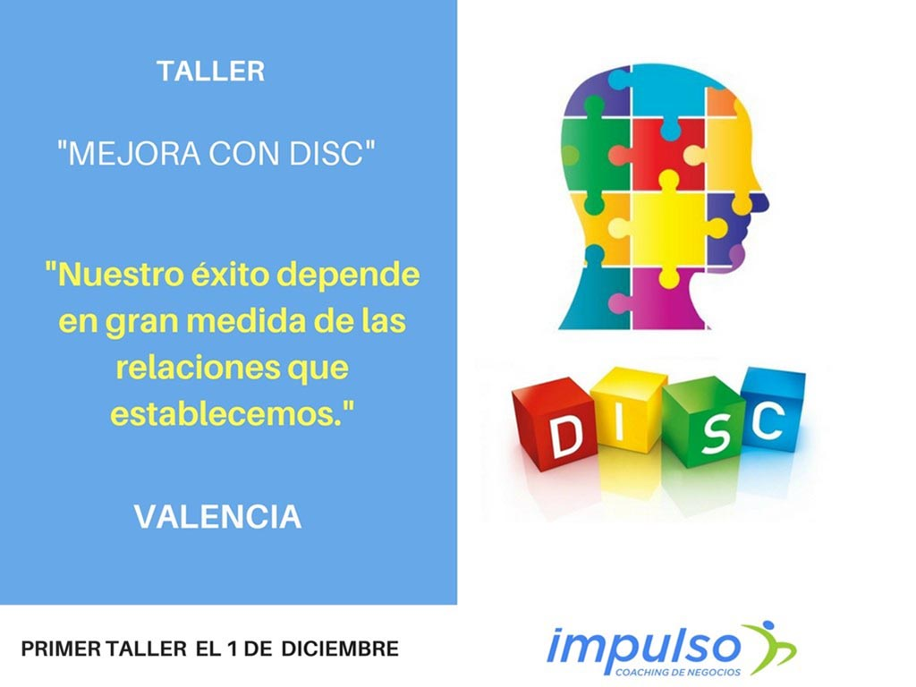 TALLER DISC EVENTO WEB